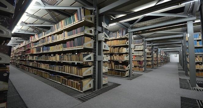 Beyazıt Devlet Kütüphanesi 24 saat açık