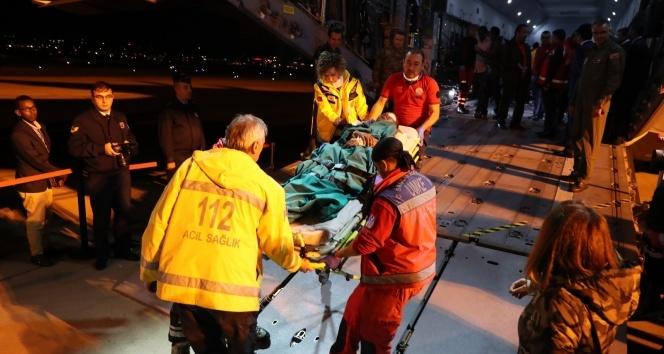 Ankara'ya getirilen Somalili yaralılar hakkında açıklama