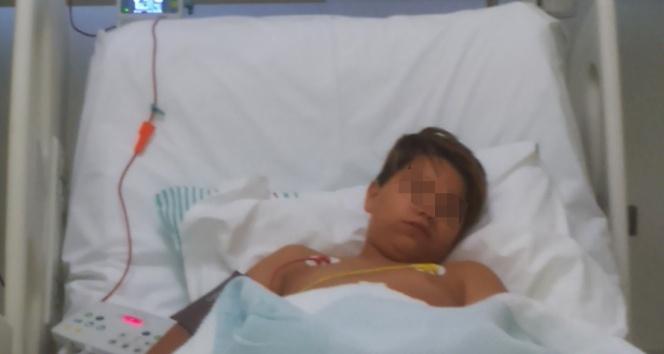 Zorla sahte rakı içirilip zehirlenen çocuğun hastanede kaybolduğu iddiası
