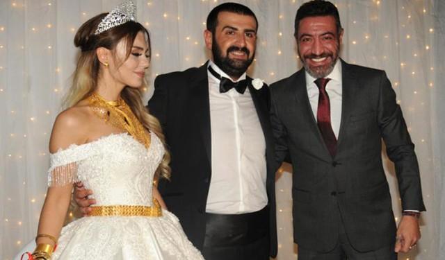 Faruk Tuncel'in Dünyaevine Giren Kızına, Kilolarca Altın Takıldı