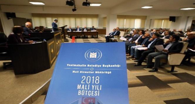 Yenimahalle'nin 2018 bütçesi 450 milyon