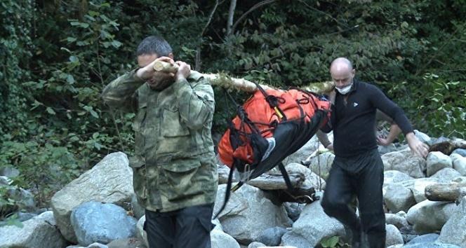 Rus gezginin cesedinin Abhazya'da bulunduğu iddiası
