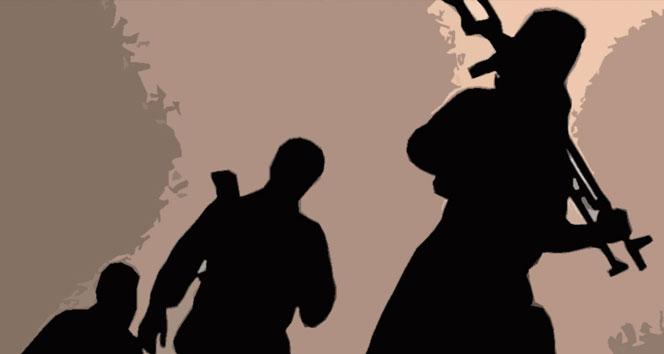 Silopi'de 5 terörist teslim oldu