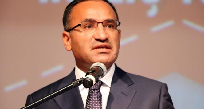 Başbakan Yardımcısı Bozdağ'dan ABD'ye yanıt