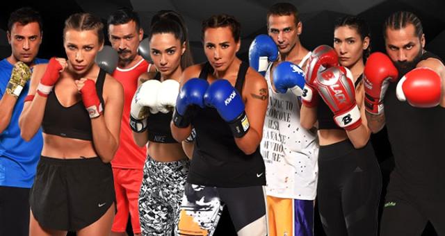Ünlülerin Birbiriyle Dövüşeceği Boxun Yıldızları 27 Ekim'de Başlayacak
