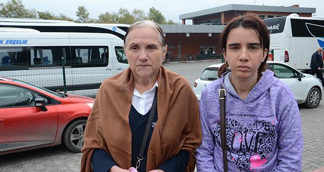 Anne ve kızı maddi imkansızlıktan sokaklarda yaşıyor