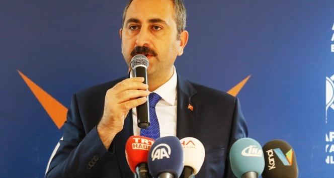 Bakan Gül'den flaş Gülen açıklaması