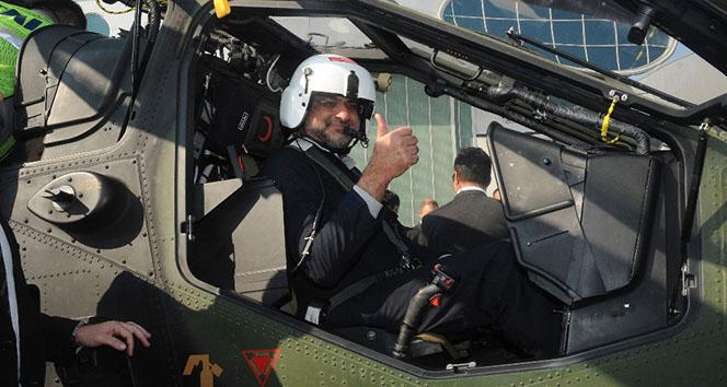 Pakistan Başbakanı hayran kaldı
