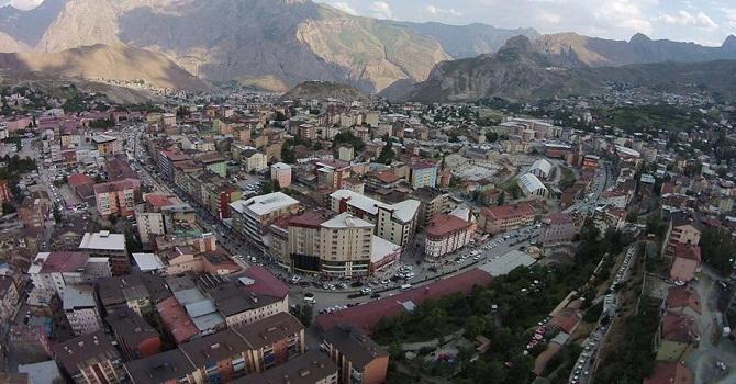 Hakkari'de 31 bölge 'özel güvenlik bölgesi' ilan edildi!