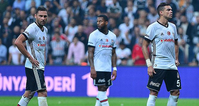 Beşiktaş 1-1 Başakşehir