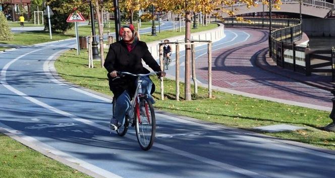Bisiklet Bizden, Gezmesi Sizden