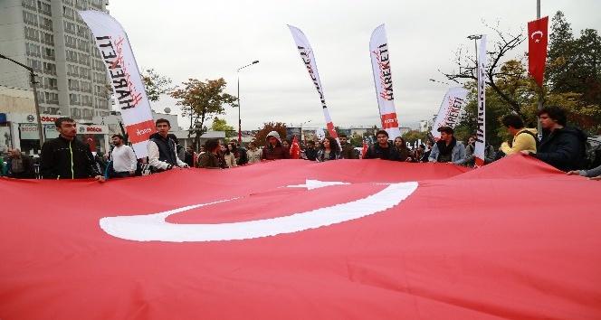 CHP'liler 29 Ekim'de Anıtkabir'e yürüdü