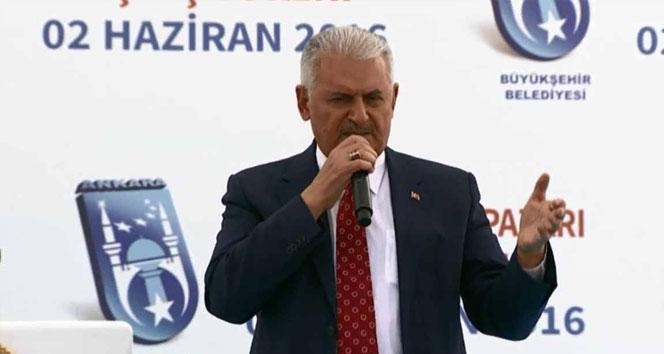 Yıldırım'dan Kılıçdaroğlu'na: 'Sen daha çok yaya kalırsın'