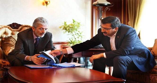 Başkan Tuna'dan Keçiören'deki Cumhuriyet Kulesi müjdesi