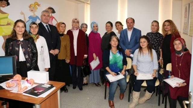 Ankara Hastanesi'ne Anne Dostu Hastane Ünvanı