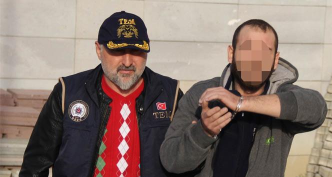 DEAŞ'lı Türk genci sınırda yakalandı