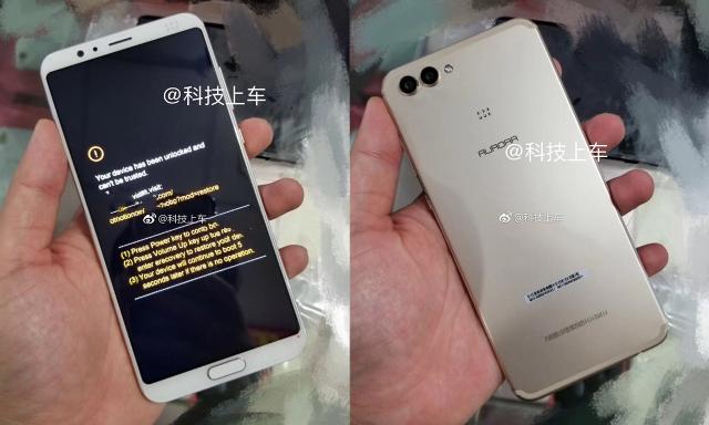 İşte Huawei'nin ilginç akıllı telefonu!