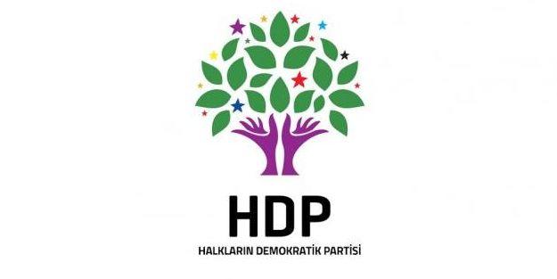 HDP'li İlçe Başkanı tutuklandı