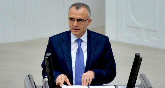 """Bakan Ağbal'dan """"KDV"""" açıklaması"""