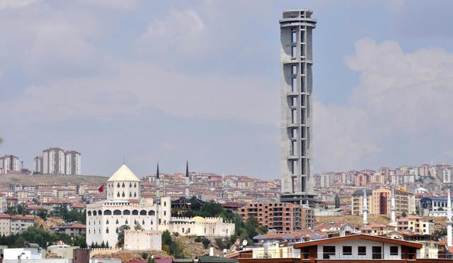 Kule için sandık günü