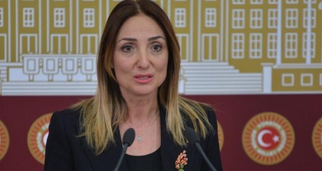 Aylin Nazlıaka'ya 'tehdit' fezlekesi