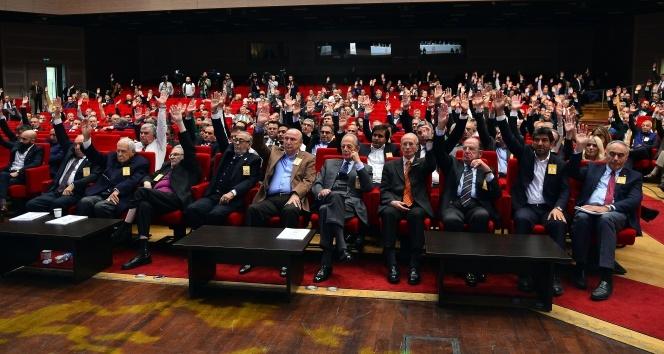 Galatasaray'da bütçe revizesi kabul edildi