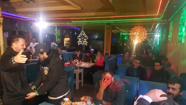 Ankara polisinden eğlence merkezlerine denetim