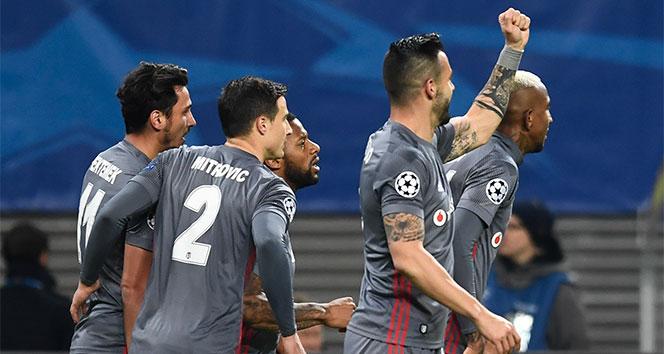 Beşiktaş Almanya'da kanatlandı