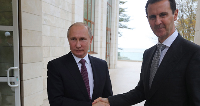 Putin'den bomba karar