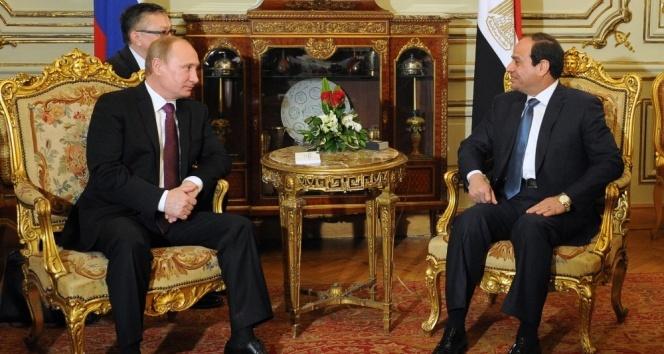 Mısır ve Rusya'dan nükleer santral anlaşması