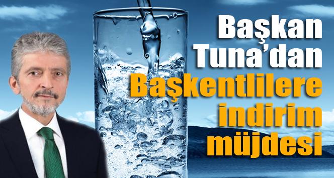 Tuna'dan Başkentlilere indirim müjdesi