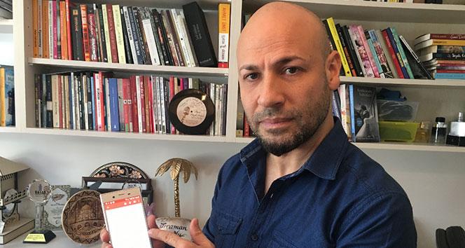 Ünlü yazarın kitabını çalan hırsız hayranı çıktı