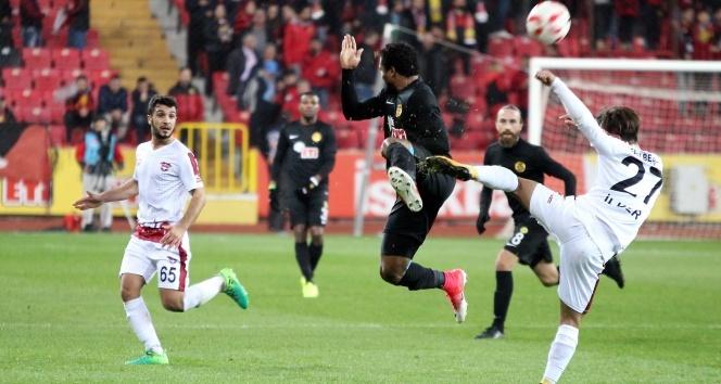 Eskişehirspor yedi bitirdi