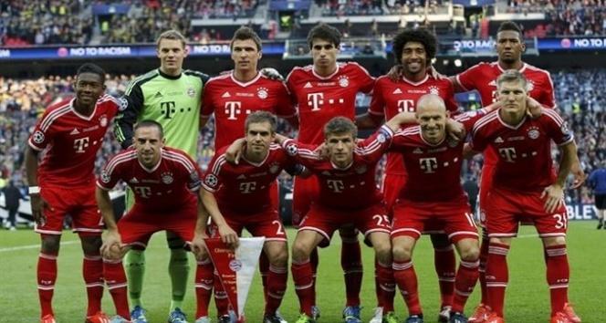 Beşiktaş'ın rakibi Bayern Münih kadrosu