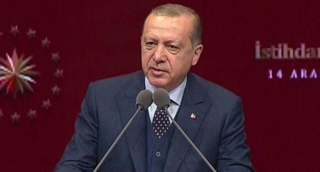 Erdoğan'dan kritik çağrı!