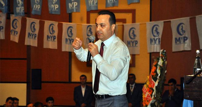 MYP lideri Yılmaz'dan Bahçeli'ye sürpriz destek