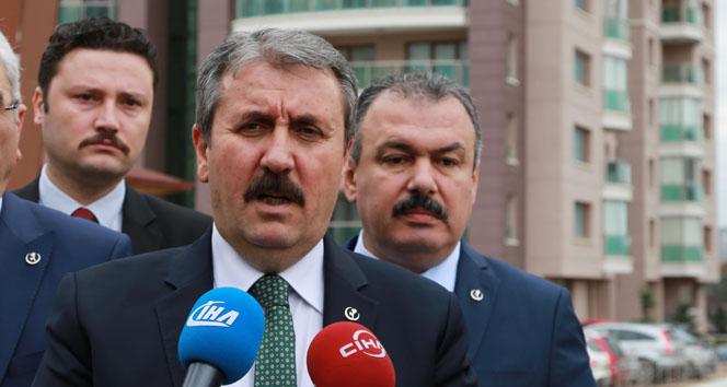 Mustafa Destici AK Parti'de