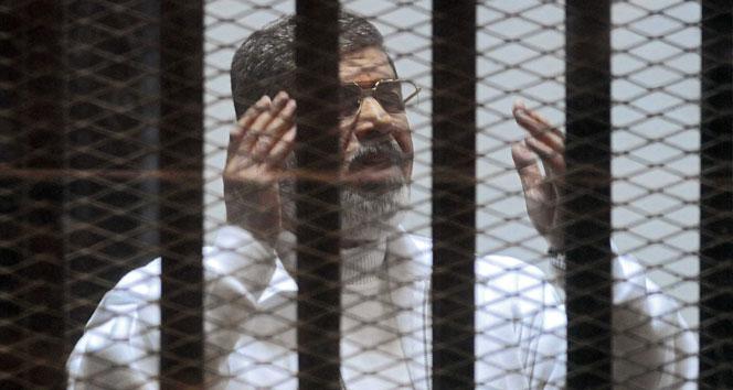 Mısır eski Cumhurbaşkanı Mursi hapis cezası aldı