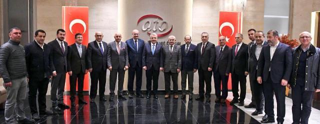 Arslan: Metroyu Çubuk ve havalimanına uzatıyoruz