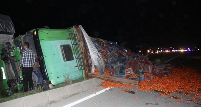 Zincirleme trafik kazası: 8 yaralı