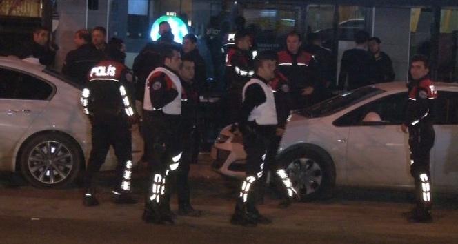 Ankara Bahçelievler'de intihar girişimi