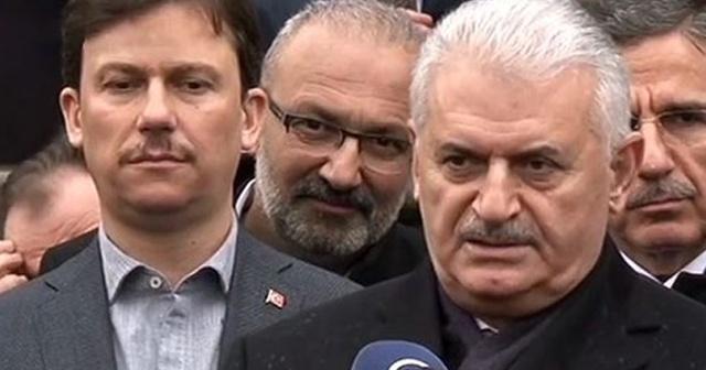 Başbakan Yıldırım'dan AYM'nin kararı hakkında açıklama