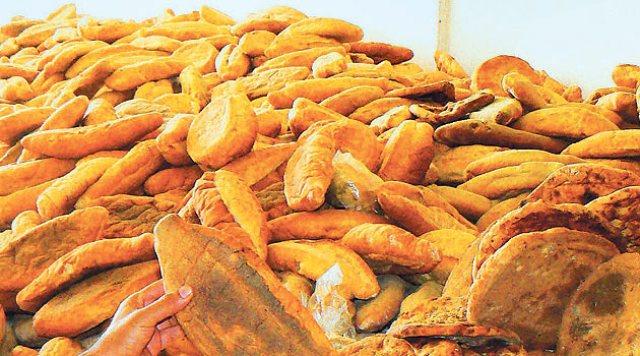 Atık ekmeklerden ülke ekonomisine katkı