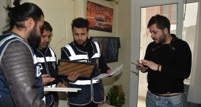 81 ilde günübirlik kiralık evler denetlendi: 36 kişi yakalandı