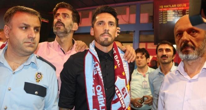 Trabzonspor, Sosa'nın bonservisini aldı