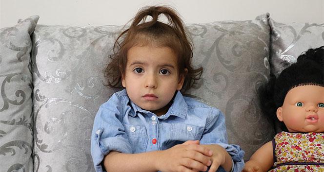 4 yaşındaki İrem Su 3 yıldır nakil bekliyor