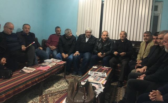 Sincanlı Kırşehirliler Derneği Toklucu ile devam dedi