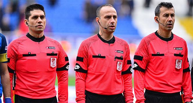 Galatasaray o hakemle kaybetmiyor.