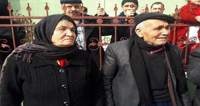 Ankara'da mehmetçik için kurban kestiler