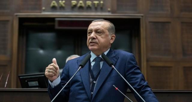 Erdoğan: Haddini aşanları ikaz ediyoruz